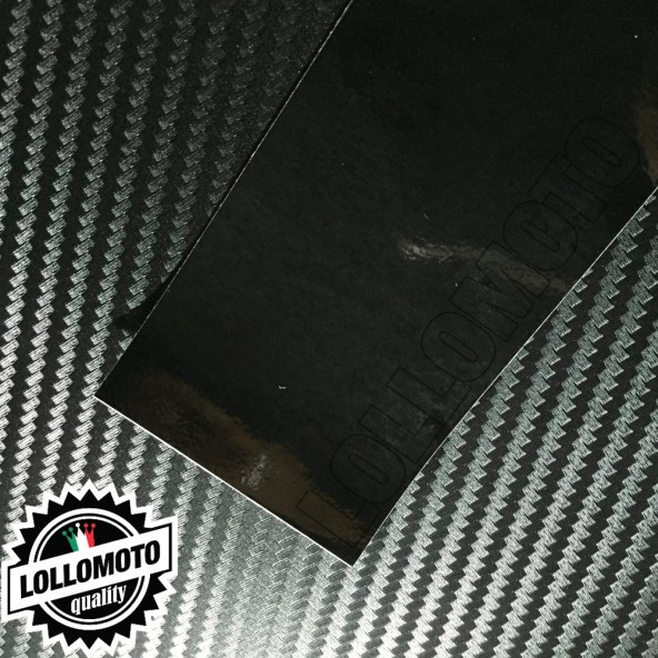 Nero Lucido Pellicola APA® Cast Professionale Adesiva Rivestimento Car Wrapping