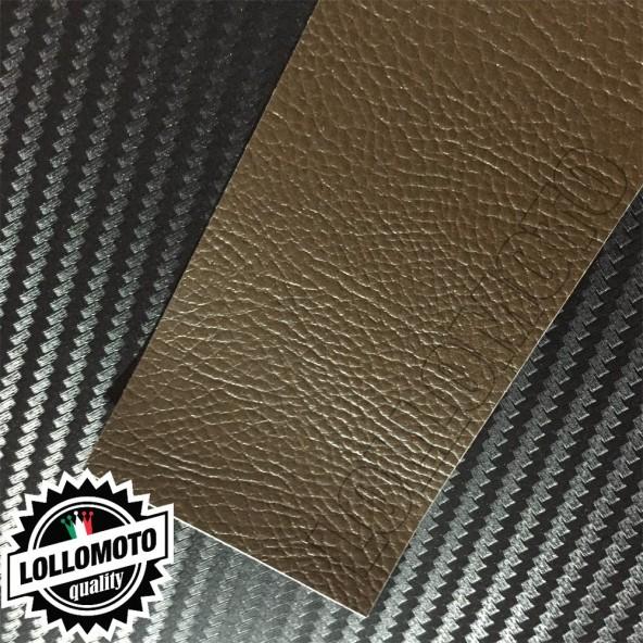 Pelle Marrone Levant Pellicola APA® Cast Professionale Adesiva Rivestimento Car Wrapping
