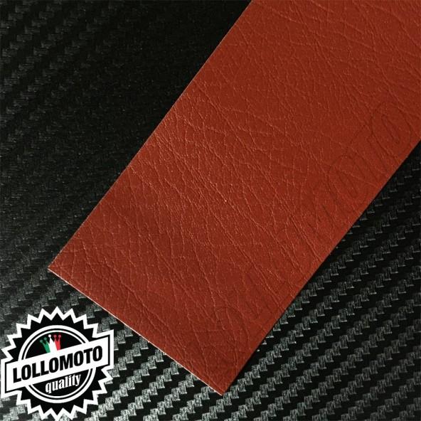 Pelle Rossa Pellicola APA® Cast Professionale Adesiva Rivestimento Car Wrapping