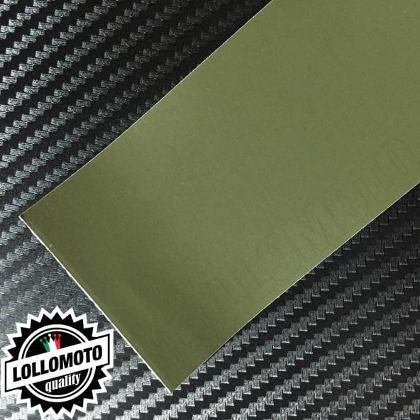 Verde Opaco Combat Pellicola APA® Cast Professionale Adesiva Rivestimento Car Wrapping