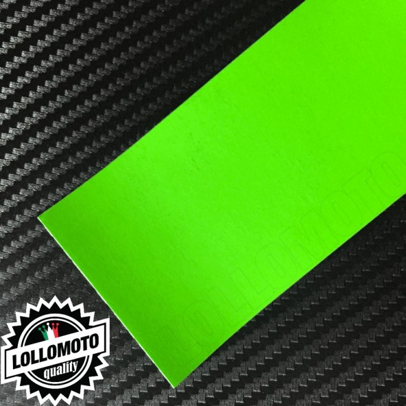 Verde Mela Opaco Pellicola APA® Cast Professionale Adesiva Rivestimento Car Wrapping