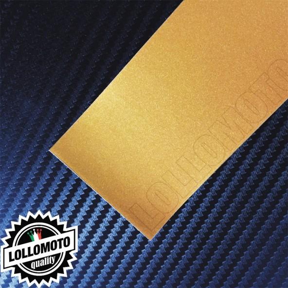Bronzo Opaco Satinato Metal Pellicola APA® Cast Professionale Adesiva Rivestimento Car Wrapping