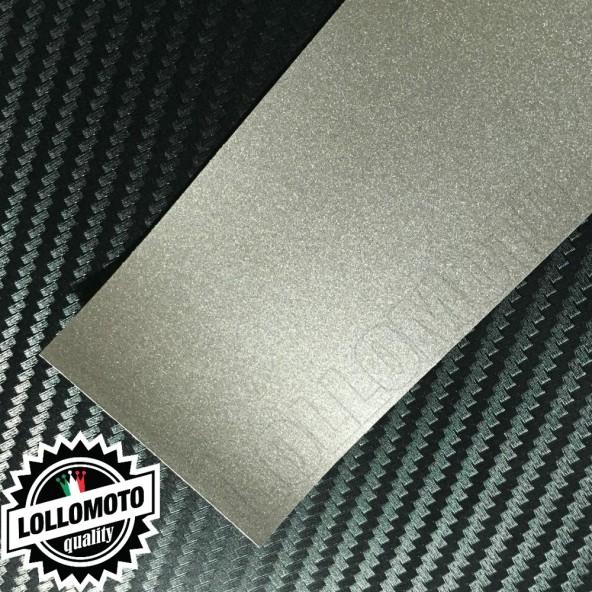 Silver Opaco Satinato Metal Pellicola APA® Cast Professionale Adesiva Rivestimento Car Wrapping