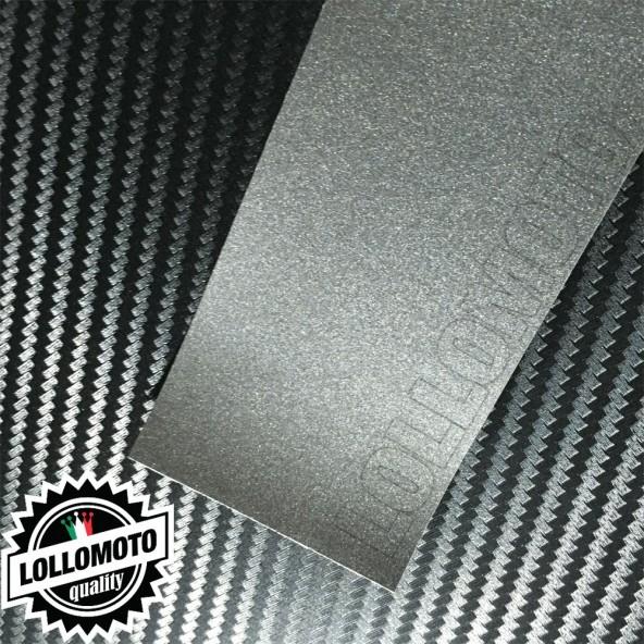 Phantom Grey Opaco Satinato Metal Pellicola APA® Cast Professionale Adesiva Rivestimento Car Wrapping
