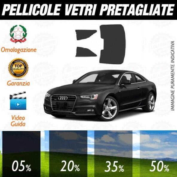 Audi A5 Coupè dal 2007 ad OGGI Pellicole Oscuramento Vetri Auto Pre Tagliate a Misura
