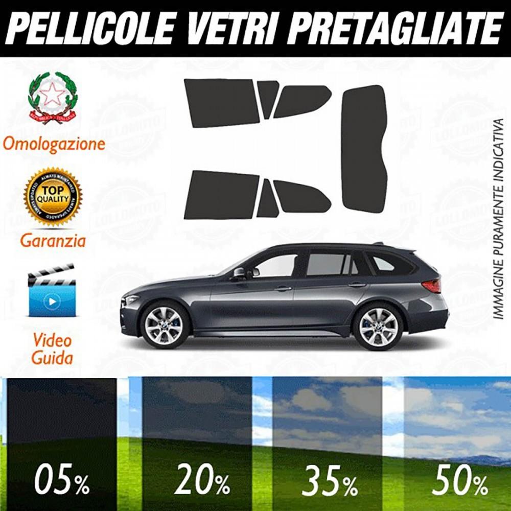 Bmw Serie 3 Touring-E91 06-11 Pellicole Oscuramento Vetri Auto