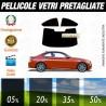 Bmw Serie 2 Coupé 14-16 Pellicole Oscuramento Vetri Auto Pre