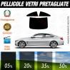 Bmw Serie 4 Coupé 14-16 Pellicole Oscuramento Vetri Auto Pre