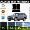 Jeep Grand Cherokee 05-10 Pellicole Oscuramento Vetri Auto Pre