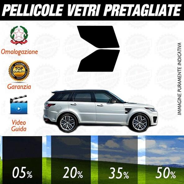 Range Rover Sport 14-16 Pellicole Oscuramento Vetri Anteriori