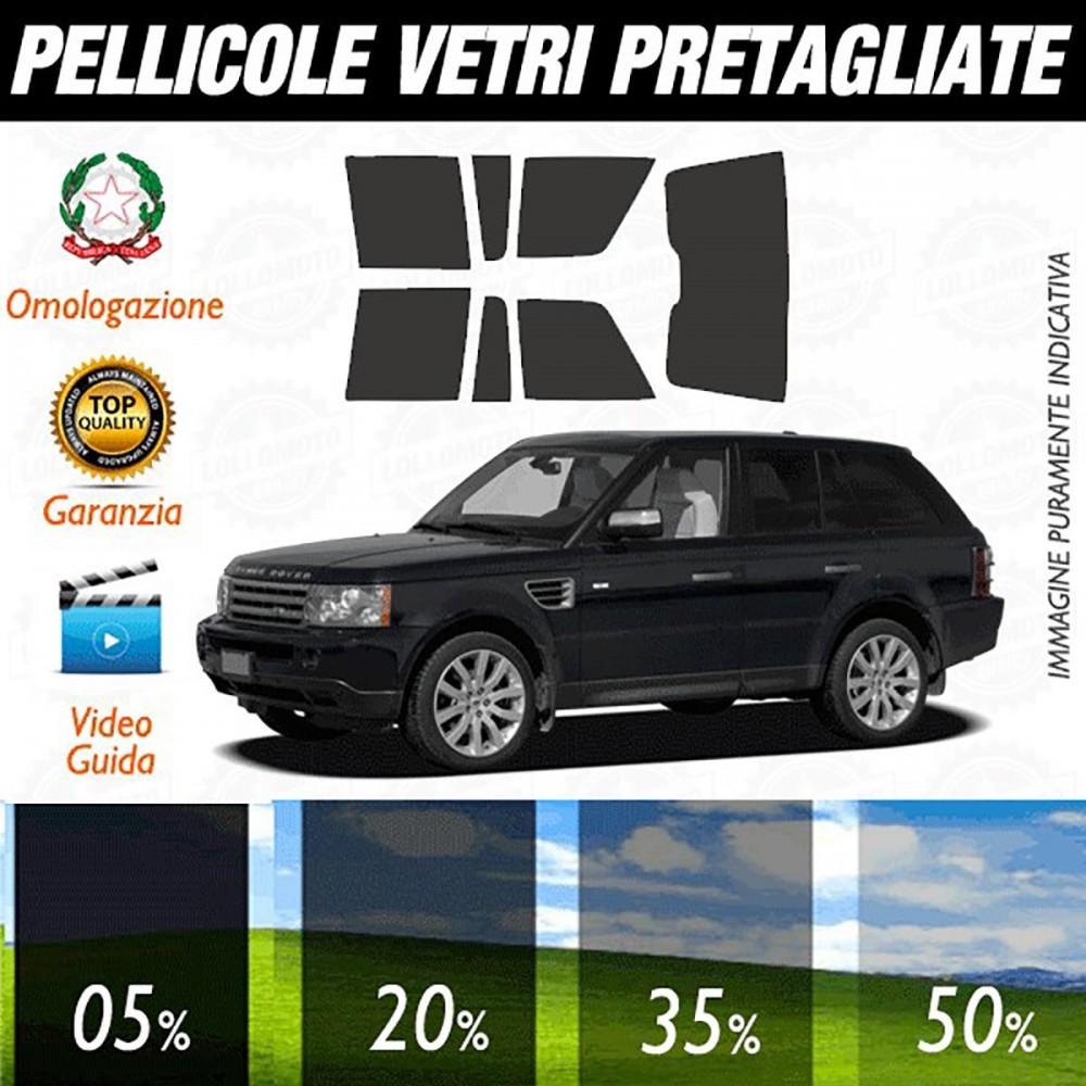 Land Rover Range Rover Sport 07-13 Pellicole Oscuramento Vetri