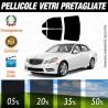 Mercedes E Sedan 10-15 Pellicole Oscuramento Vetri Auto Pre