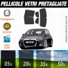Volkswagen Golf 5 / GTI 5P 03-08 Pellicole Oscuramento Vetri