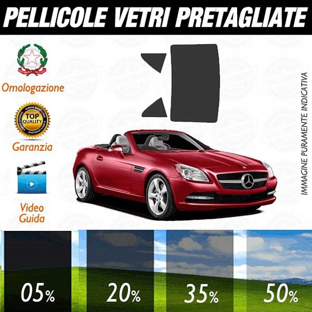 Mercedes Slk 350 09-12 Pellicole Oscuramento Vetri Auto Pre