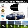 Volkswagen Golf 4 3P 98-03 Pellicole Oscuramento Vetri
