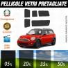 Mini Cooper Clubman 08-15 Pellicole Oscuramento Vetri Auto Pre