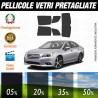 Subaru Outback / Legacy dal 2006 al 2009 Pellicole Oscuramento Vetri Auto Pre Tagliate a Misura