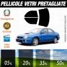Subaru Impreza Sedan WRX 01-06 Pellicole Oscuramento Vetri Auto