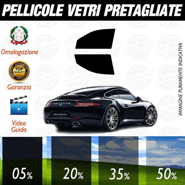 Porshe 911 Carrera 12-16 Pellicole Oscuramento Vetri Anteriori