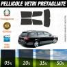 Volkswagen Passat Sw 06-13 Pellicole Oscuramento Vetri Auto Pre