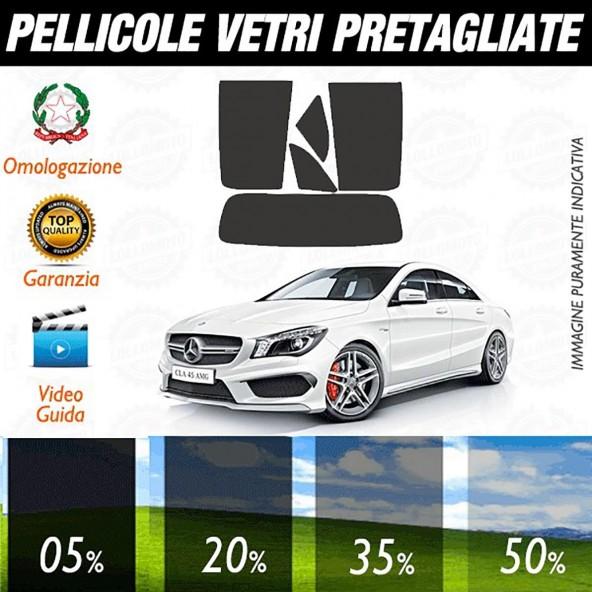Mercedes Cla dal 2013 ad OGGI Pellicole Oscuramento Vetri Auto Pre Tagliate a Misura