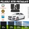 Mercedes Cla 2015 Pellicole Oscuramento Vetri Auto Pre Tagliate