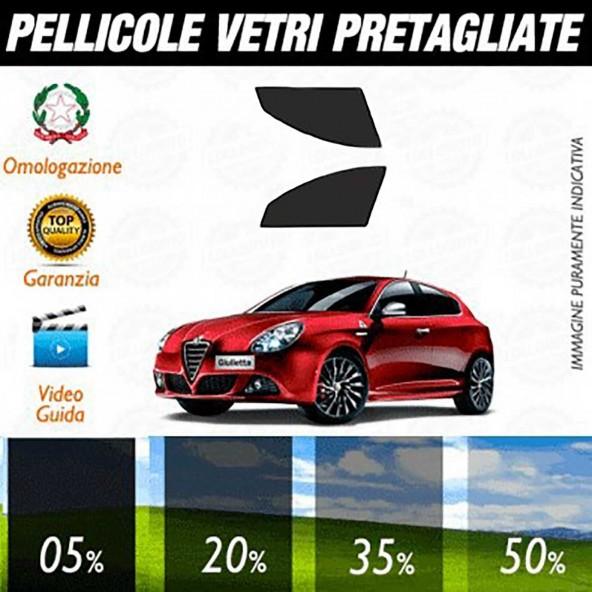Alfa Romeo Giulietta 10-17 Pellicole Oscuramento Vetri