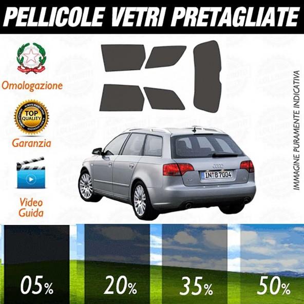 Audi A4 Avant 02-07 Pellicole Oscuramento Vetri Auto Pre