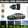 Bmw Serie 4 Gran Coupé 14-16 Pellicole Oscuramento Vetri Auto