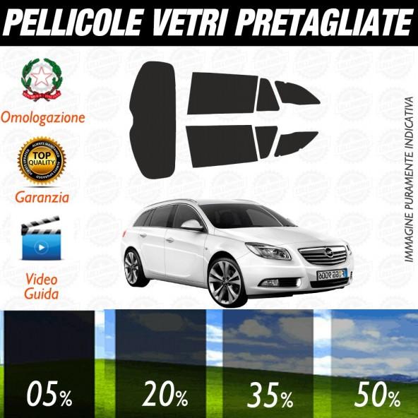 Opel Corsa 5P 06-15 Pellicole Oscuramento Vetri Auto Pre Tagliate a Misura