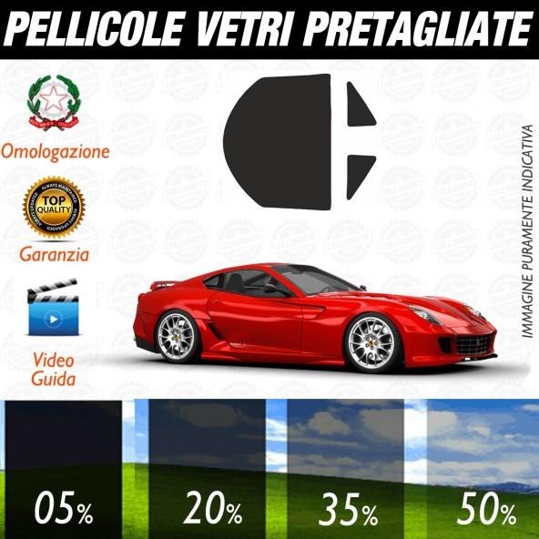 Ferrari 599 dal 2008 ad OGGI Pellicole Oscuramento Vetri Posteriori Auto Pre Tagliate a Misura