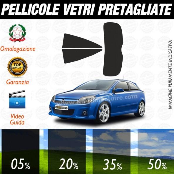 Opel Astra 5P 04-08 Pellicole Oscuramento Vetri Auto Pre Tagliate a Misura