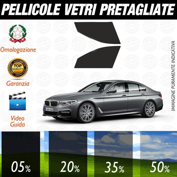 Bmw Serie 5 Touring dal 2017 ad OGGI Pellicole Oscuramento Vetri Anteriori Auto Pre Tagliate a Misura