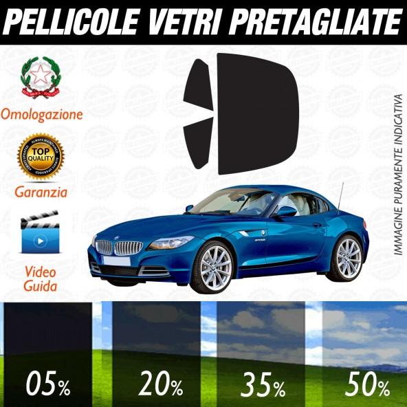 Bmw Z4 Coupè dal 2006 ad OGGI Pellicole Oscuramento Vetri Posteriori Auto Pre Tagliate a Misura