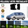 Chevrolet Tacuma dal 2005 ad OGGI Pellicole Oscuramento Vetri Posteriori Auto Pre Tagliate a Misura
