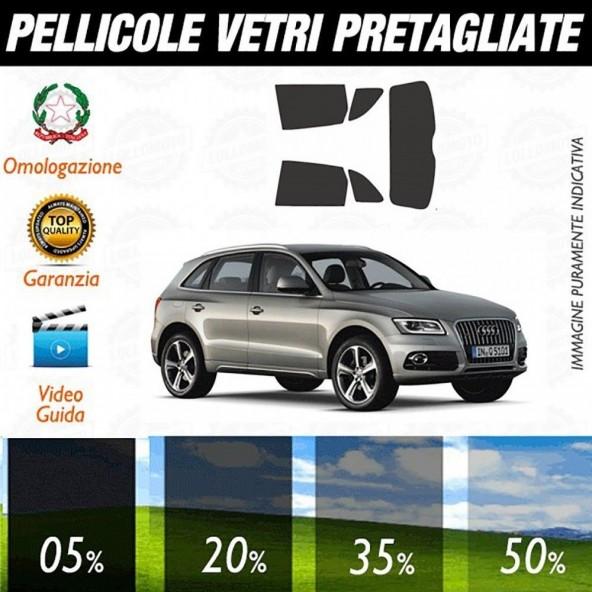 Audi Q5 dal 2009 al 2016 Pellicole Oscuramento Vetri Auto Pre Tagliate a Misura