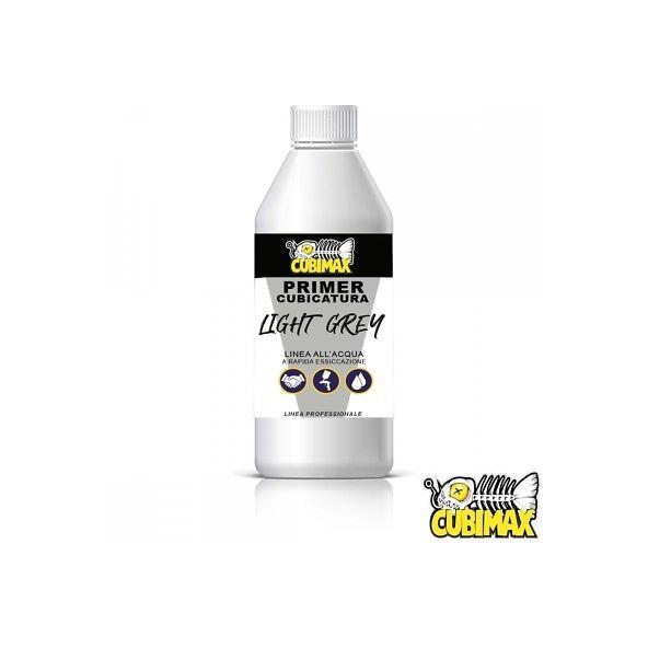 CUBIMAX Primer Cubicatura H2O a rapida essiccazione Grigio Chiaro