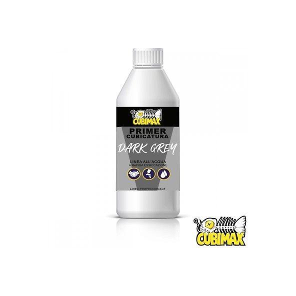 CUBIMAX Primer Cubicatura H2O a rapida essiccazione Grigio Scuro
