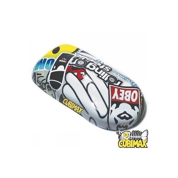 CUBIMAX h50 Stickers Bomb Fast Pellicola Cubicatura e WTP Water Transfer Printin