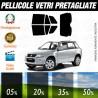 Suzuki Grand Vitara 06-10 Pellicole Oscuramento Vetri Auto Pre
