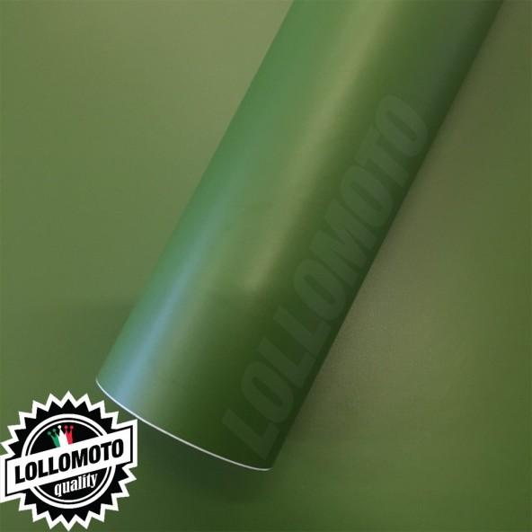Verde Militare Opaco Pellicola Adesiva Rivestimento Auto Car Wrapping