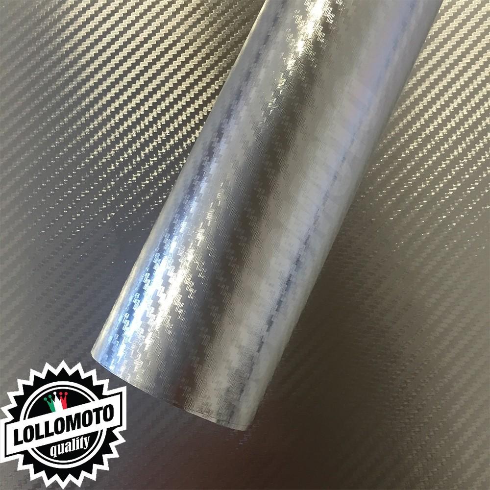 Cromato 3d Pellicola Adesiva Rivestimento Auto Car Wrapping