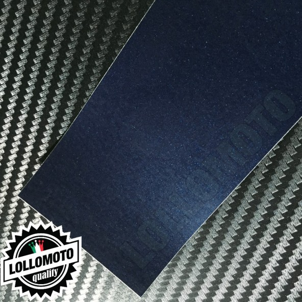 Midnight Blue Opaco Satinato Metal Pellicola APA® Cast Professionale Adesiva Rivestimento Car Wrapping
