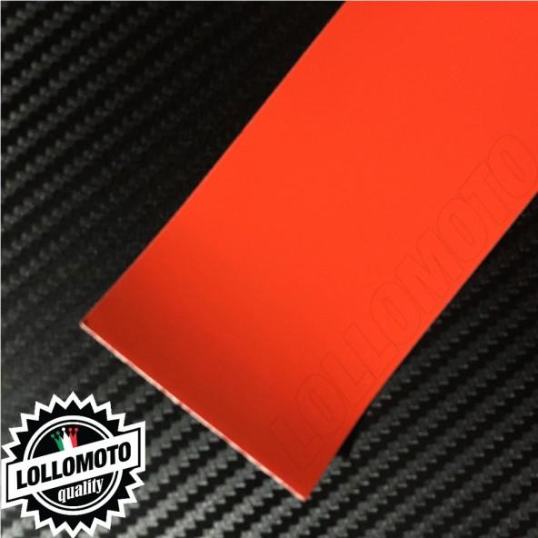 Rosso Lucido Pellicola APA® Cast Professionale Adesiva Rivestimento Car Wrapping