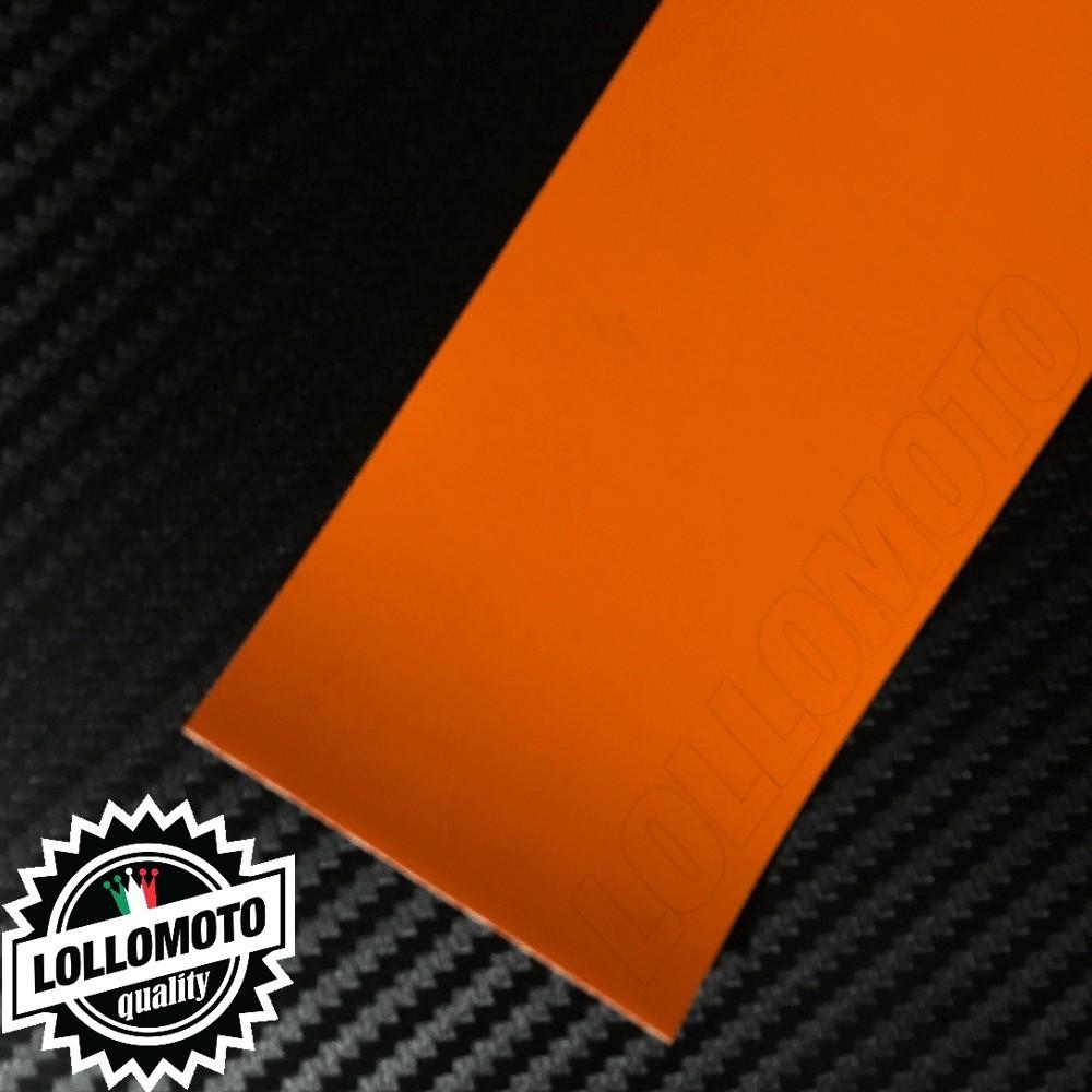 Arancione Lucido Pellicola Cast Professionale Adesiva