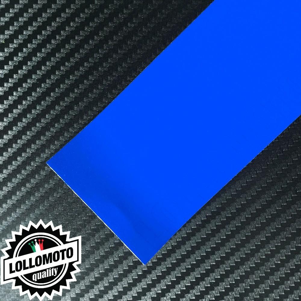 Royal Blu Lucido Pellicola Cast Professionale Adesiva
