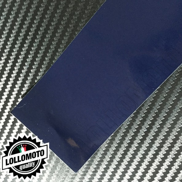 Navy Blu Lucido Pellicola APA® Cast Professionale Adesiva Rivestimento Car Wrapping