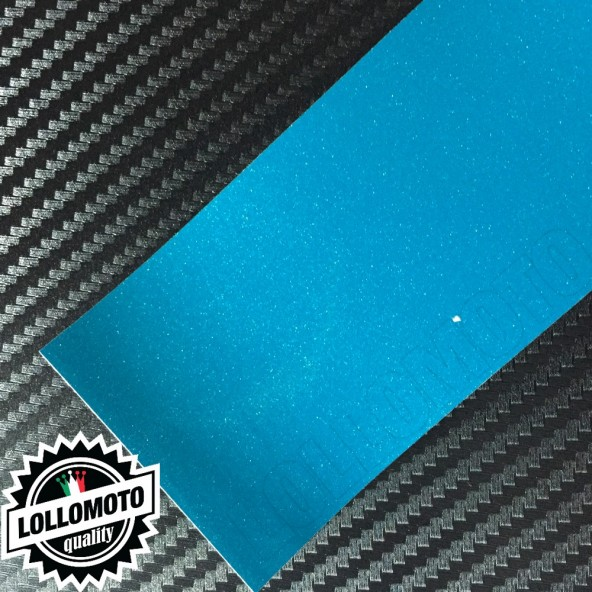 Pacific Green Metal Lucido Pellicola APA® Cast Professionale Adesiva Rivestimento Car Wrapping