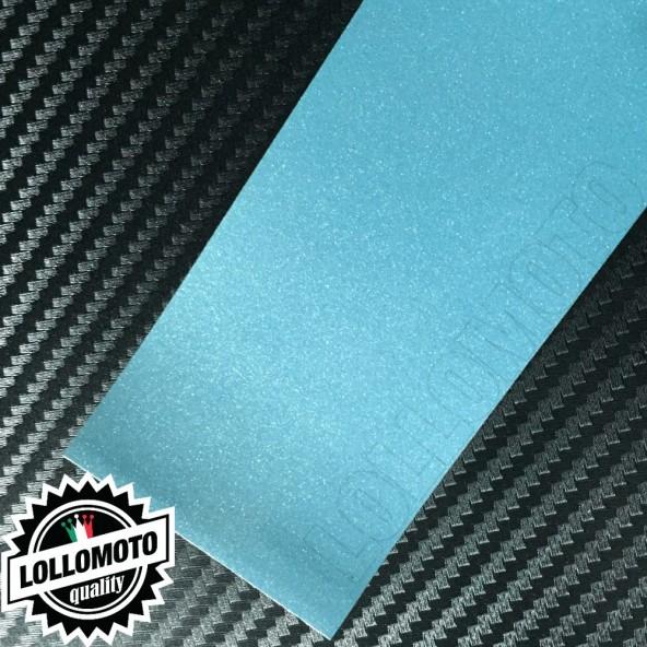 Acquamarina Metal Lucido Pellicola APA® Cast Professionale Adesiva Rivestimento Car Wrapping