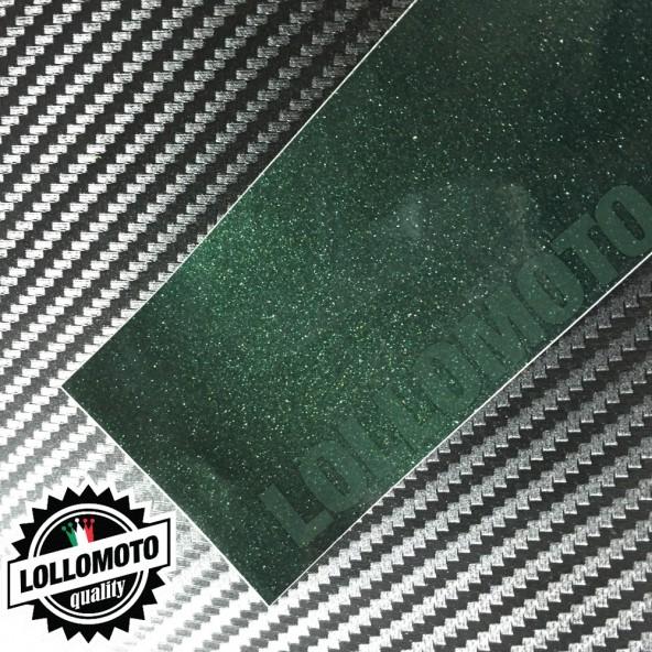 Verde British Metal Lucido Pellicola APA® Cast Professionale Adesiva Rivestimento Car Wrapping
